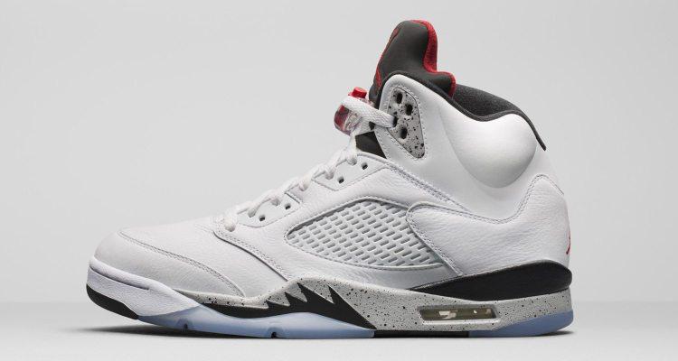 "Air Jordan 5 ""Cement"""
