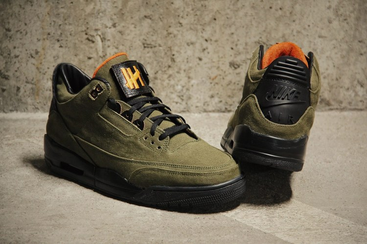 Ting Meister Channels UNDFTD on New Air Jordan 3 Custom 5bf80757b