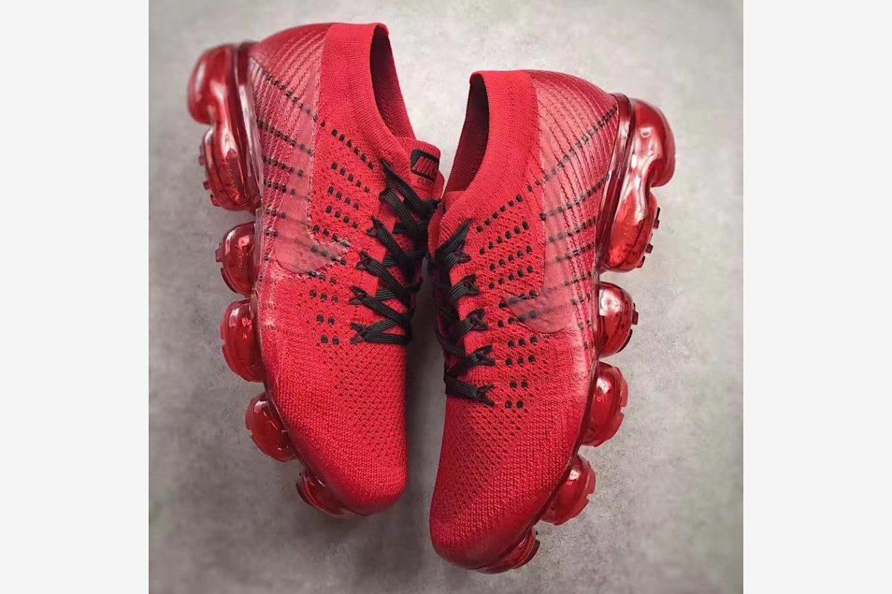 6419ee9fd29 CLOT x Nike Air VaporMax Gets a Release Date - Sneaker Report ...
