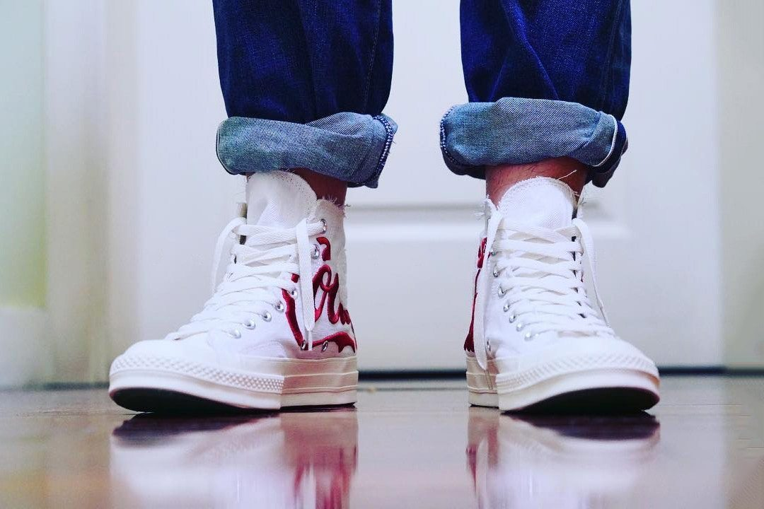 8172160d2cf0 A First Look at the KITH x Coca-Cola x Converse Chuck Taylor All ...