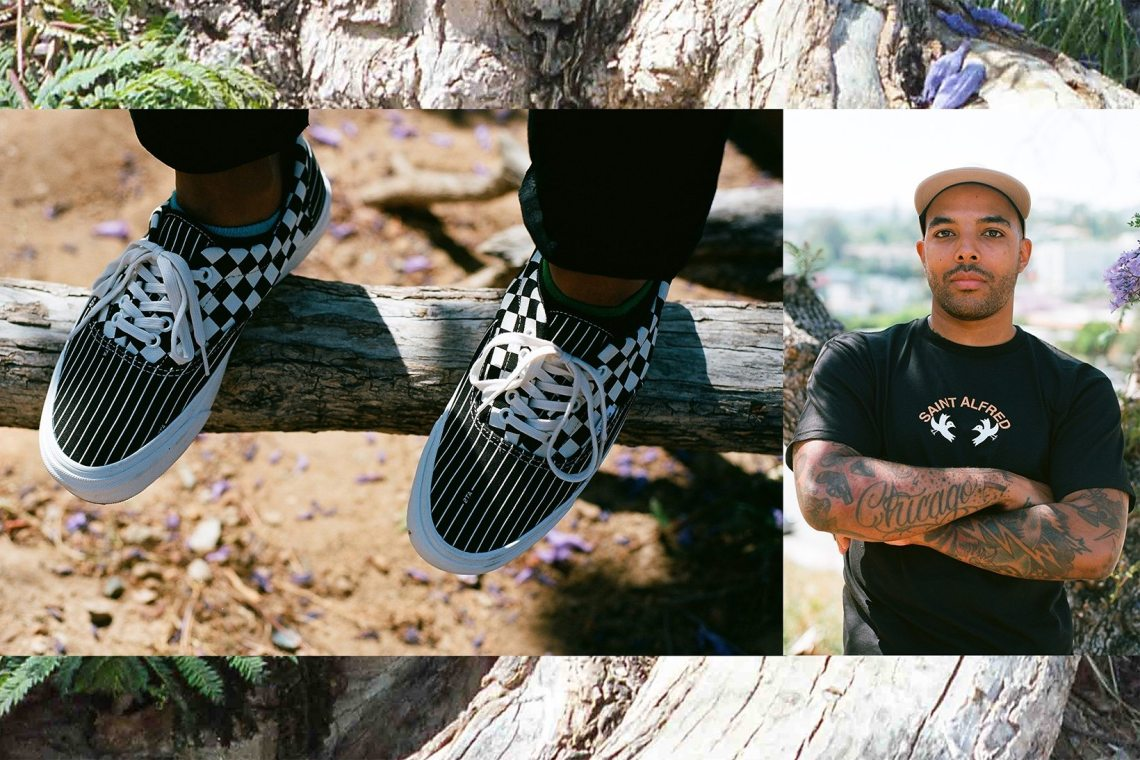 527a3a860af7 Saint Alfred Collaborates with Vault by Vans on Era LX