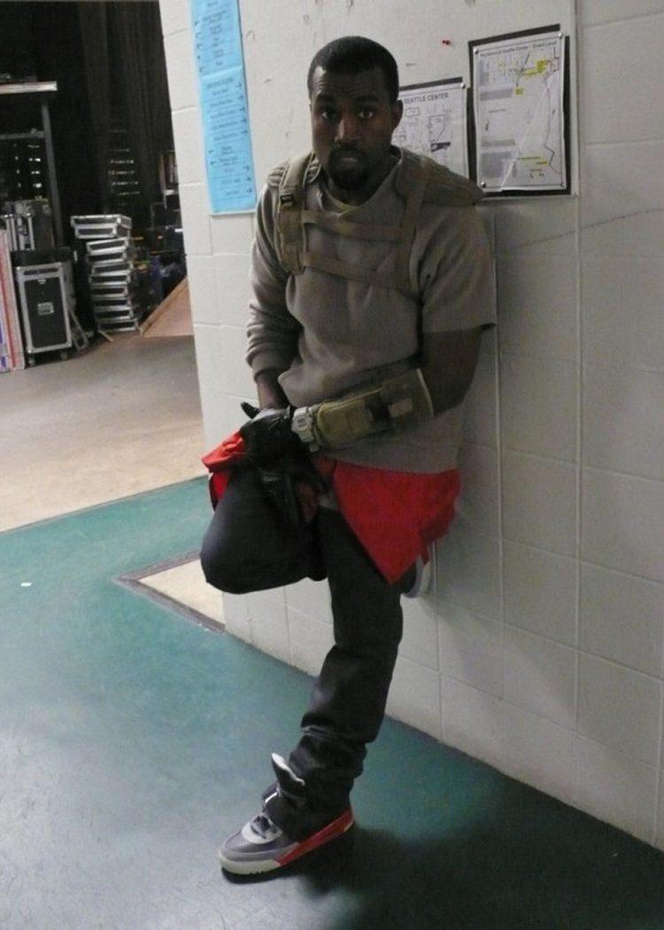 84355141bd5 Every Sneaker Worn by Kanye West | Nice Kicks