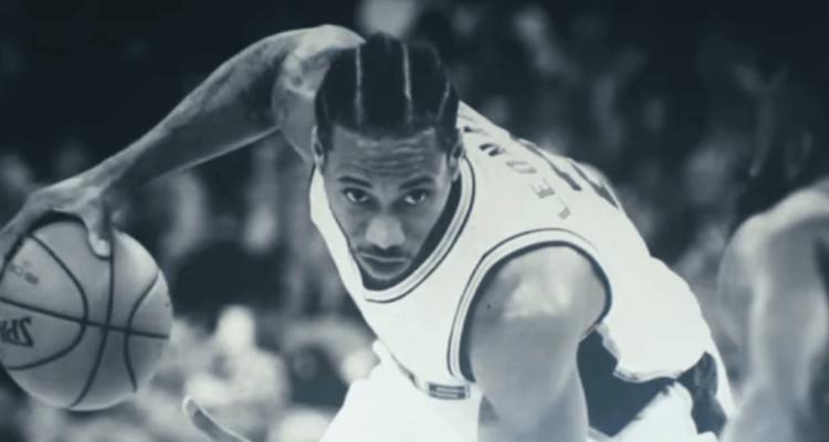Jordan Brand Touts Kawhi Leonard s MVP Qualifications In New Ad 3031b1a96