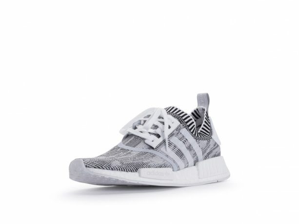 Adidas Originals NMD R1 Primeknit S81849 Solid Gray Limited