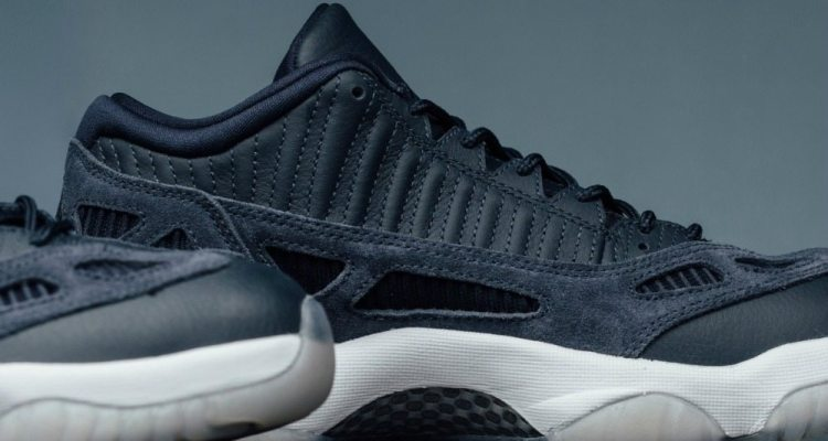 "brand new 5fc9c f26dd Air Jordan 11 Retro Low IE ""Obsidian"" ..."