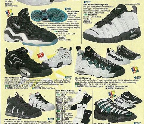 Originally led by some of the league's elite shooting guards, including  Reggie Miller, Ray Allen and Eddie Jones, the Air Money was a concept  oddity of ...