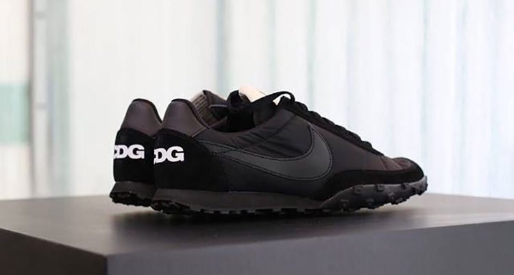 sports shoes 856ba f1c34 CDG x Nike Waffle Racer