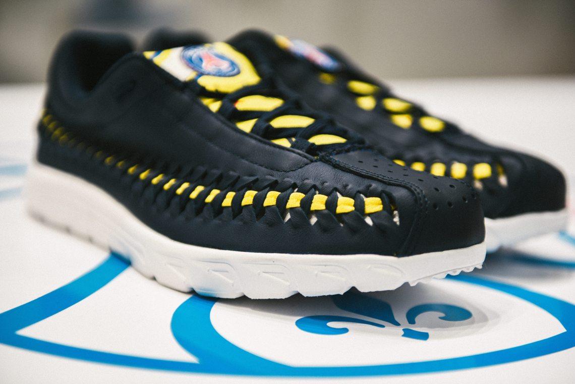 "Nike Mayfly Woven ""PSG"" Custom"
