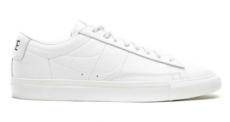 "promo code 2bf60 92779 Nike Blazer Low ""Triple White"" ..."