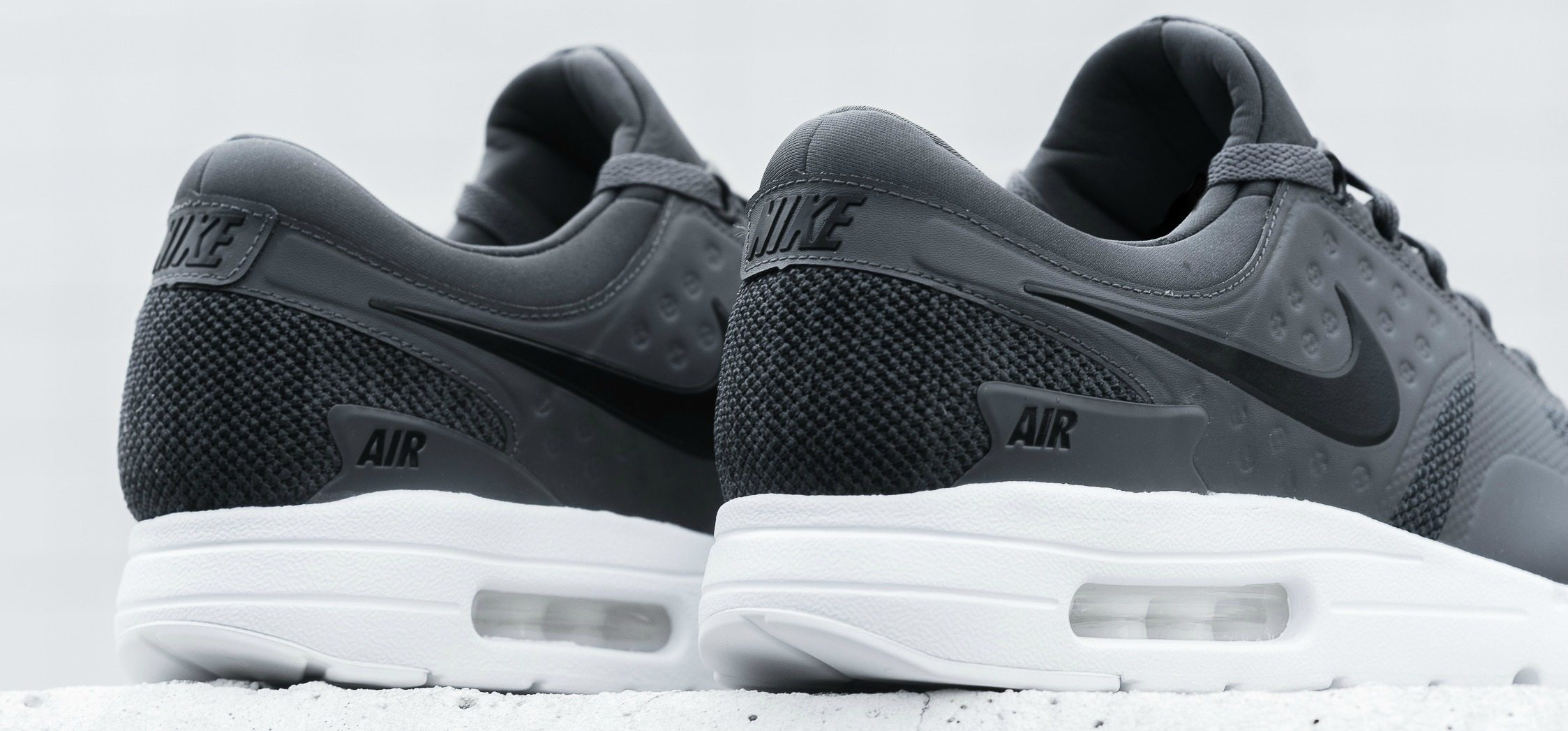 "... Nike Air Max Zero SE ""Dark Grey"" ..."