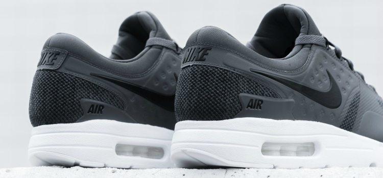 "huge selection of 7f599 8657f ... Nike Air Max Zero SE ""Dark Grey"" ..."