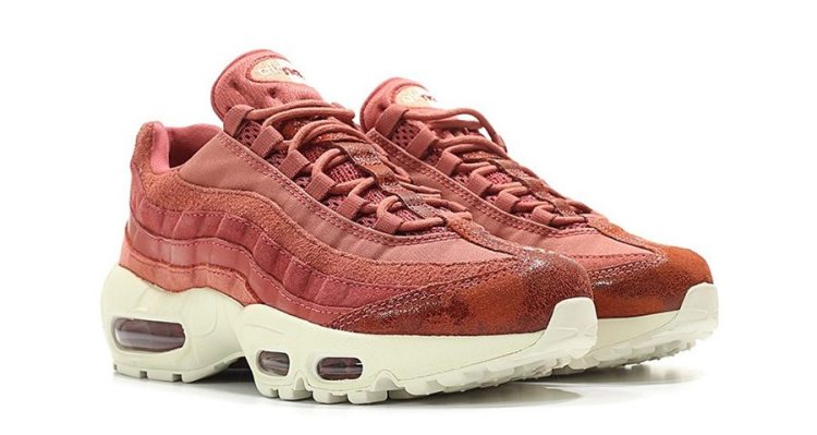 Nike Air Max 95 Light Redwood/Red Stardust