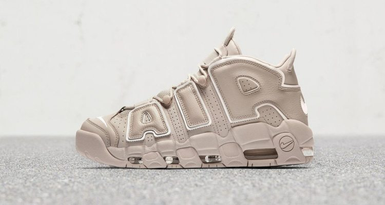 "Nike Air More Uptempo ""Tan"""