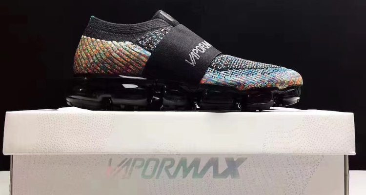 Nike Air Vapormax Strap Multicolor Nice Kicks