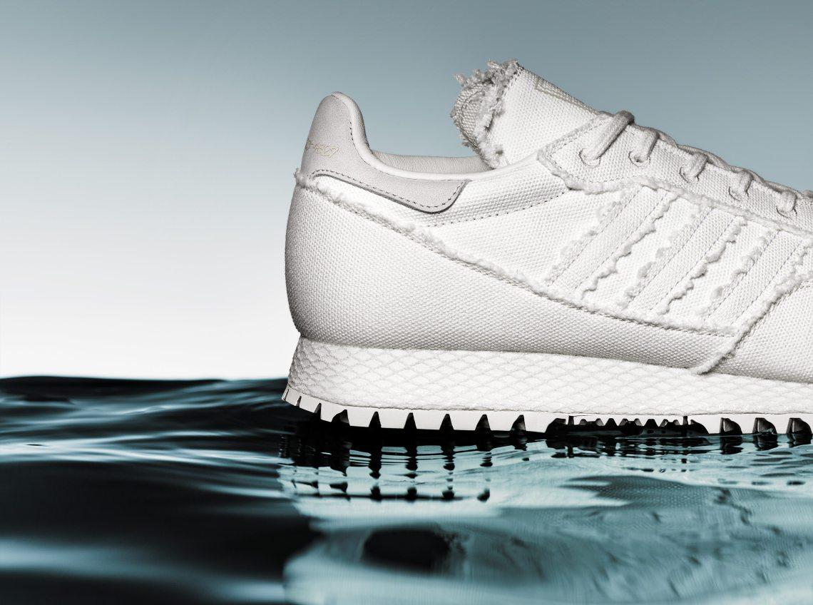 release date b063e cbee9 Daniel Arsham x adidas New York