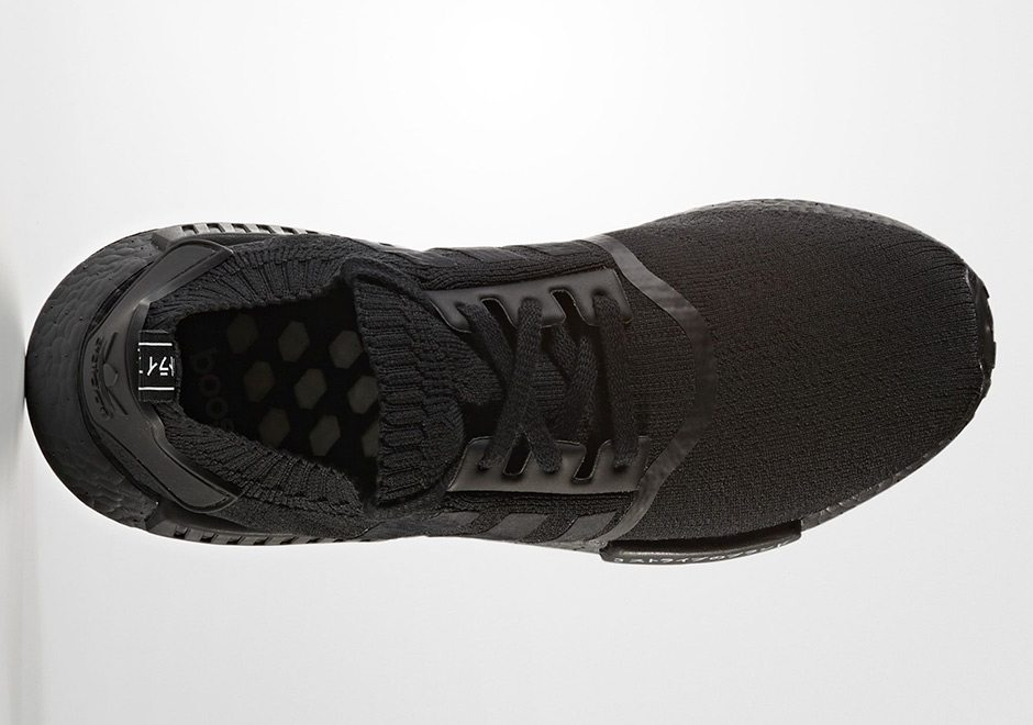 """adidas NMD R1 PK """"Triple Black"""""""