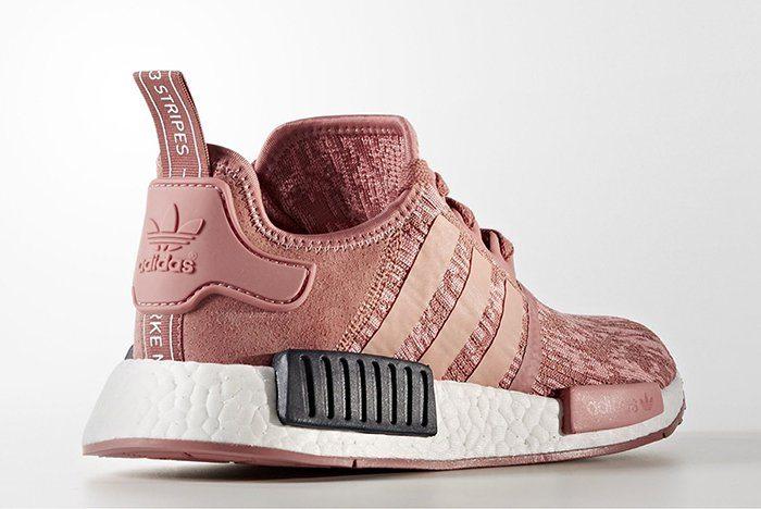 "adidas NMD R1 ""Raw Pink"""