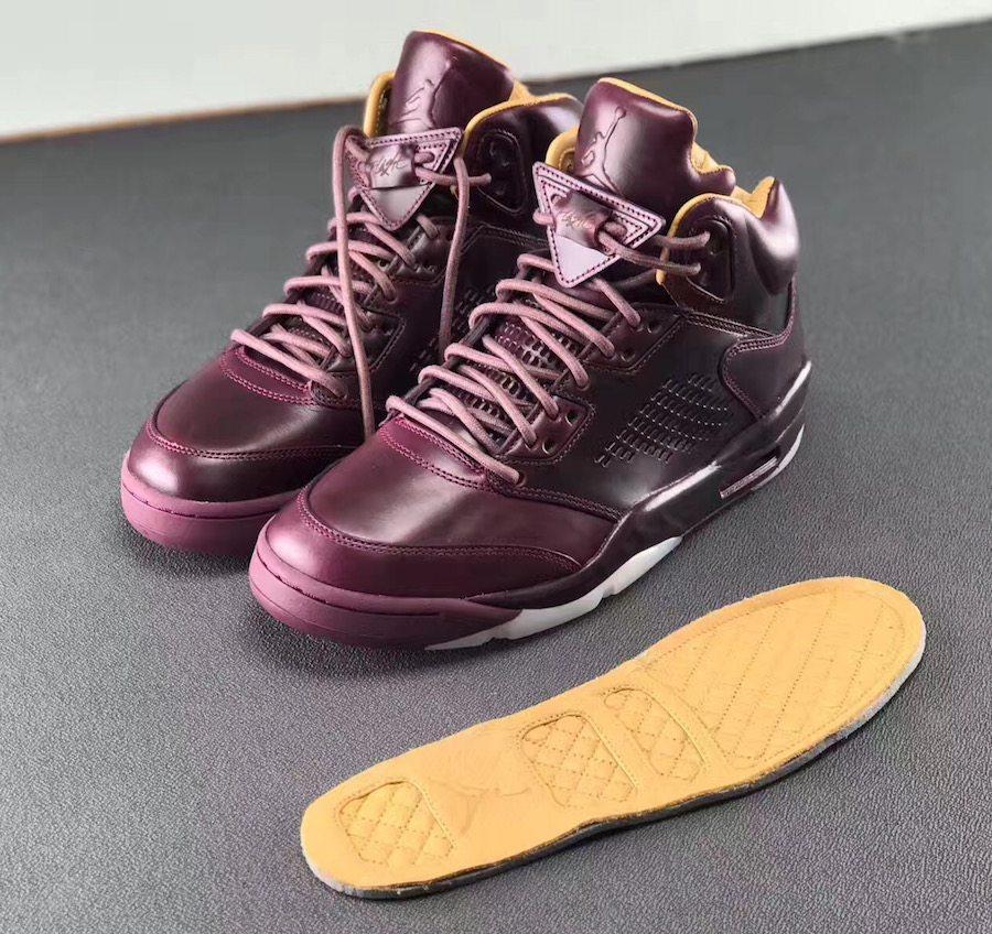 "Air Jordan 5 PRM ""Wine"""