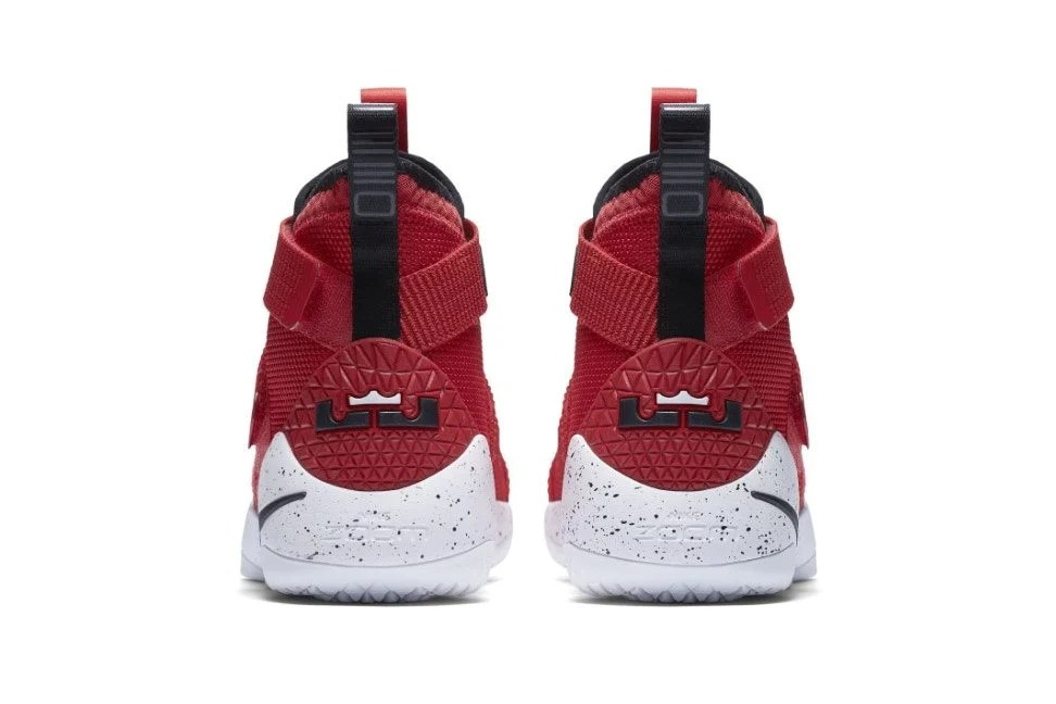 "Nike LeBron Soldier 11 ""University Red"""