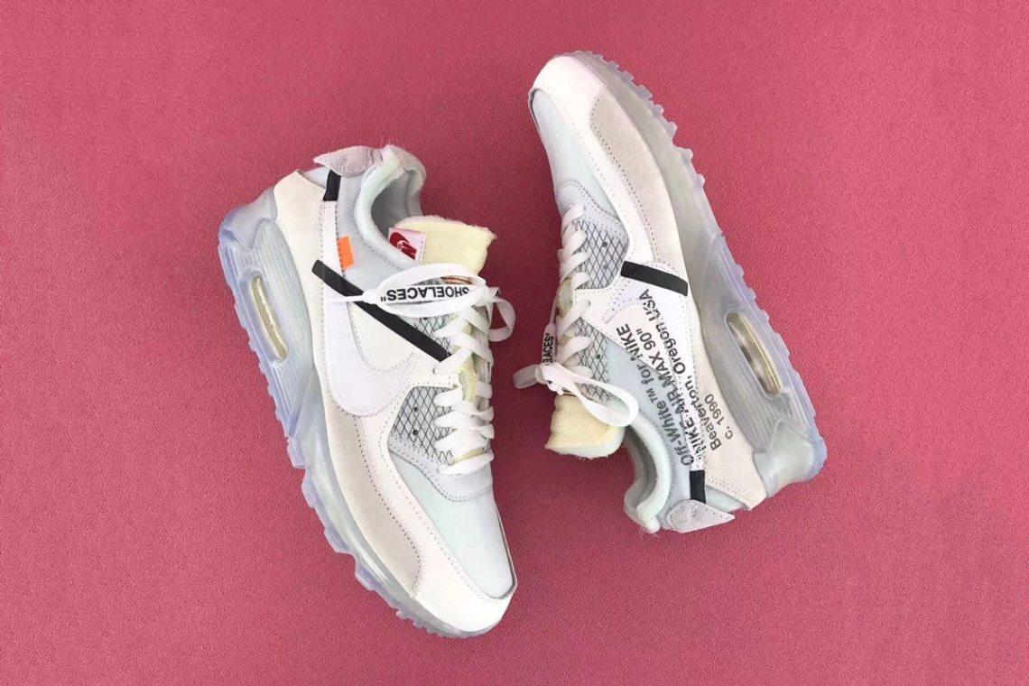 OFF-WHITE x Nike Air Max 90