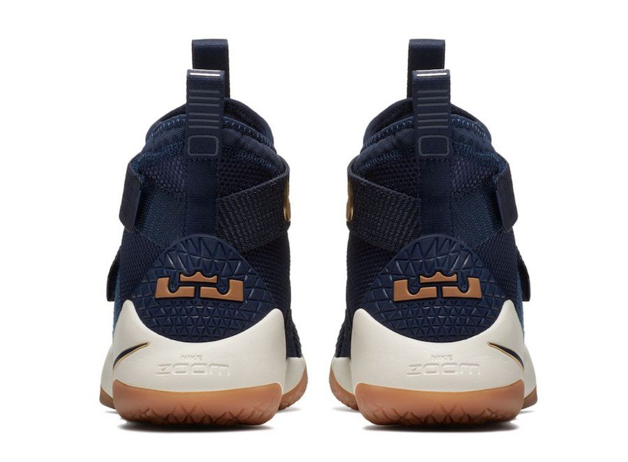 sneakers for cheap 55cb1 60b59 Nike LeBron Soldier 11 Gets a
