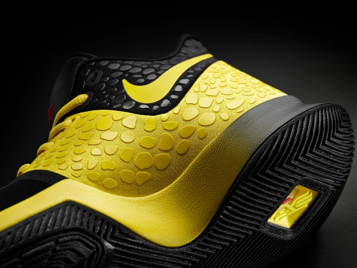 ae827a216ec5 Kyrie Irving Pays Respect to Kobe Bryant with Nike Kyrie 3