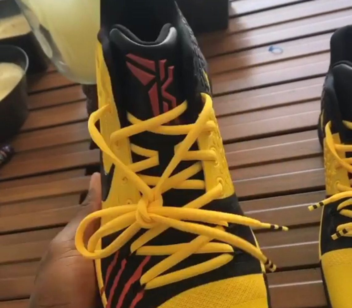 133916e3ad2f Bruce lee edition kyrie 3