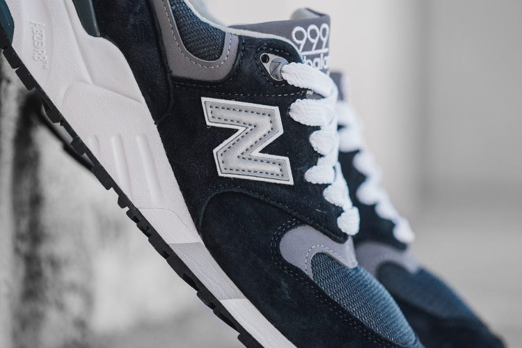 0af3c9002a17d New Balance Made in USA 999 Navy/Pewter // Available Now | Nice Kicks