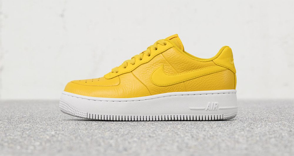 """best service 4825a e2a1a Nike Air Force 1 Upstep Low """"Bread   Butter"""" Pack    Release Date"""