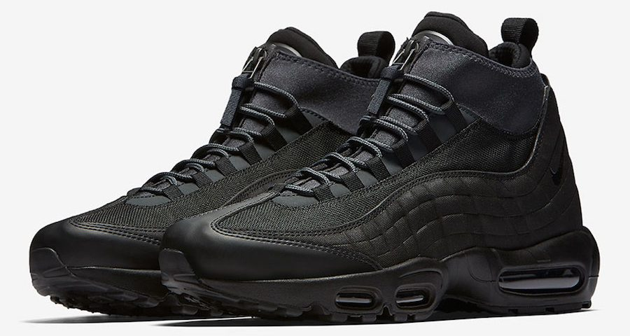 detailed look 453b2 4ba2c The Nike Air Max 95 Sneakerboot is Returning This Winter ...