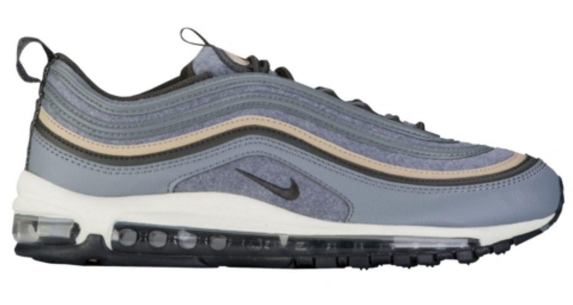 buy online 4bdfd 872da Nike Air Max 97 Cool Grey/Pewter // Preview   Nice Kicks