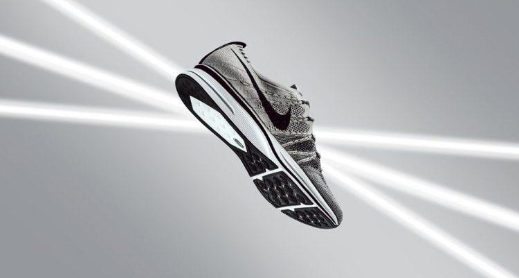 """Nike Flyknit Trainer """"Pale Grey"""""""
