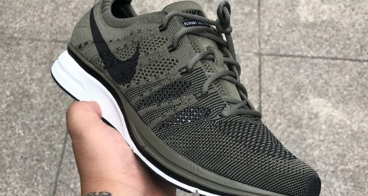 """Nike Flyknit Trainer """"Olive"""""""