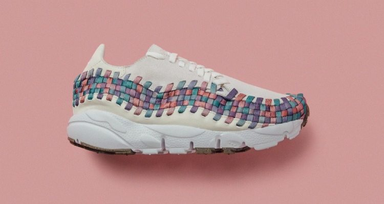 """7f746d6ab6 Nike Air Footscape Woven """"Orchid Mist"""" // Available Now"""