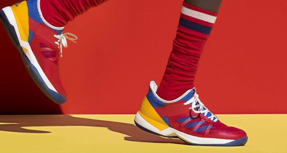 Pharrell x adidas Tennis Collection