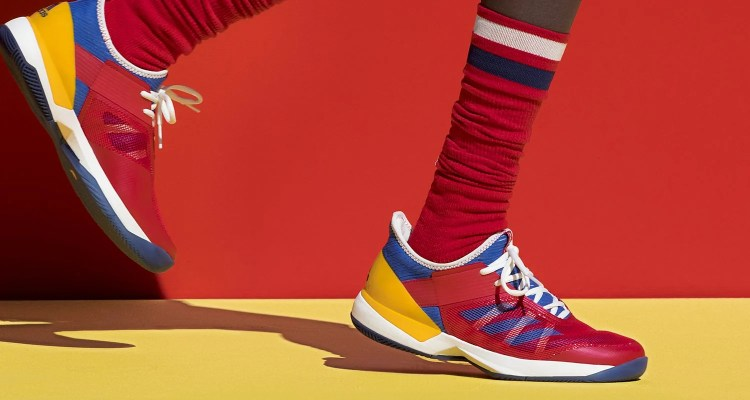 Pharrell x adidas Tennis Collection