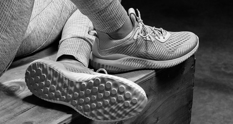 5fc628dde Reigning Champ x adidas AlphaBOUNCE