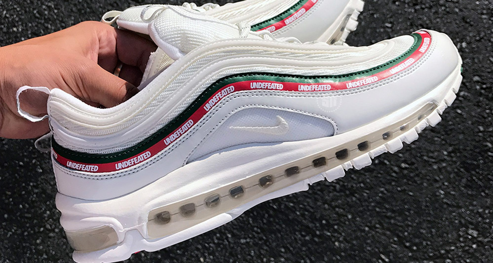 UNDFTD x Cheap Nike Air Max 97 White AJ1986 100
