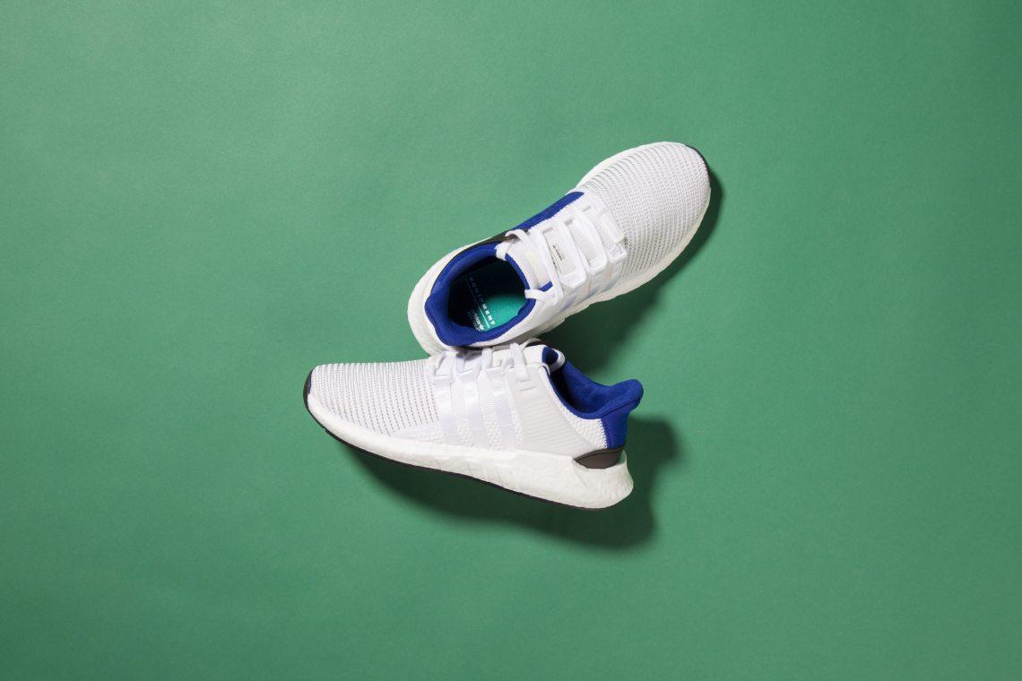 "adidas EQT Support 93/17 ""White"""