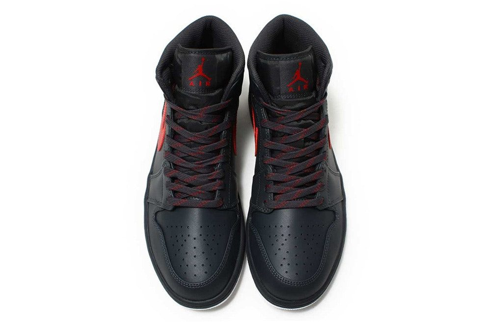 b9253a669f58 uk air jordan 1 retro 94 anthracite gym red release date 659a8 1c95b  where  can i buy air jordan 1 mid anthracite de719 2992a