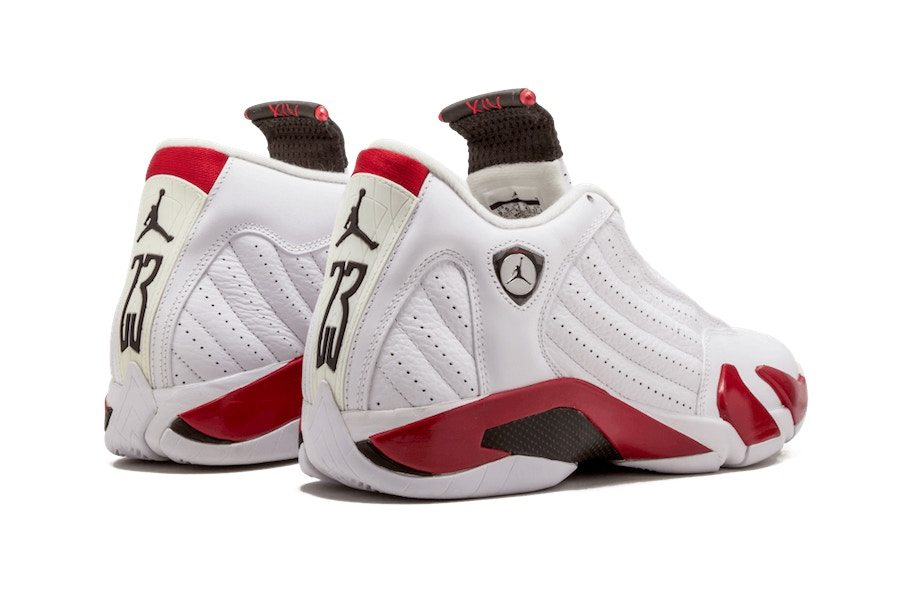 "Air Jordan 14 ""Candy Cane"""