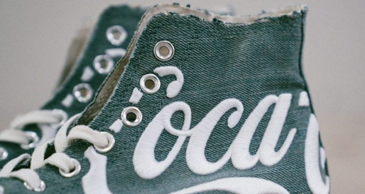 """ca8e26c053be KITH x Coca-Cola x Converse Chuck Taylor All Star  70    """"Friends and  Family"""" Edition"""