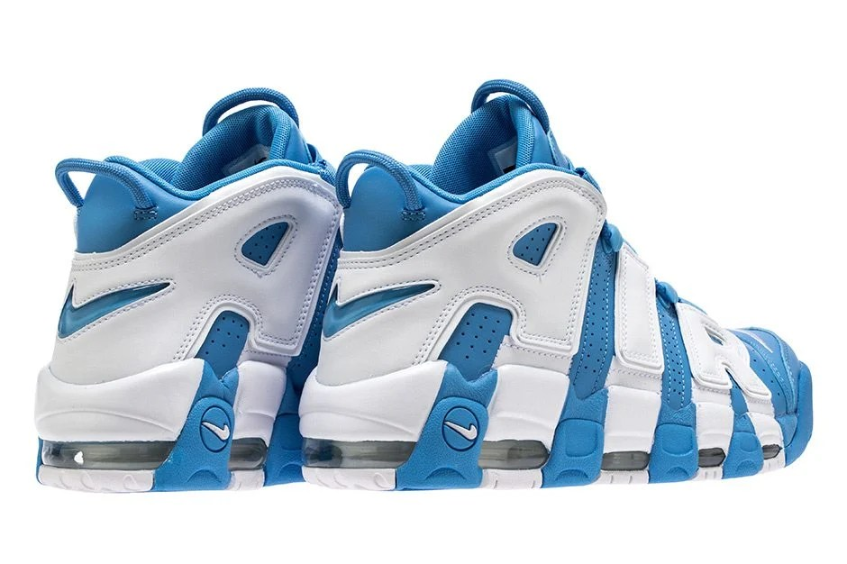 "Nike Air More Uptempo ""University Blue"""