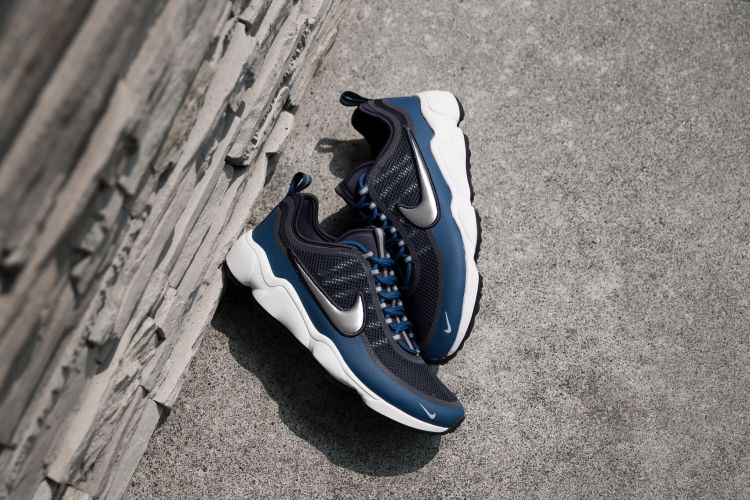 """Another Look At The Nike Zoom Spiridon Ultra """"Armory Blue""""  cac3e7f85721"""