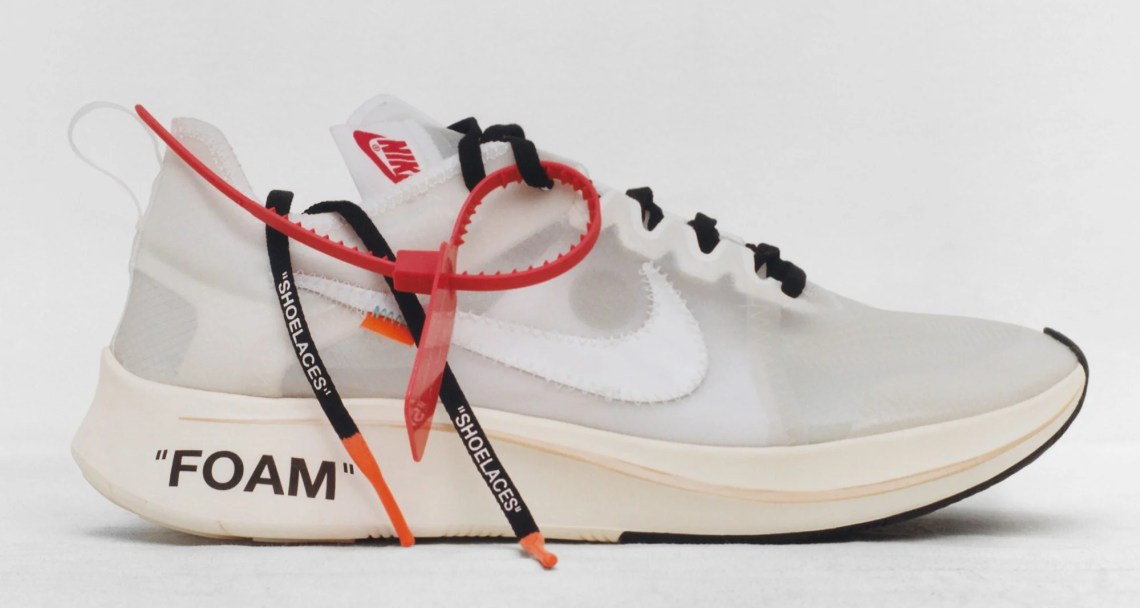 Off-White x Nike Zoom VaporFly
