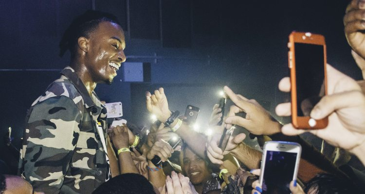 On the Road with Playboi Carti