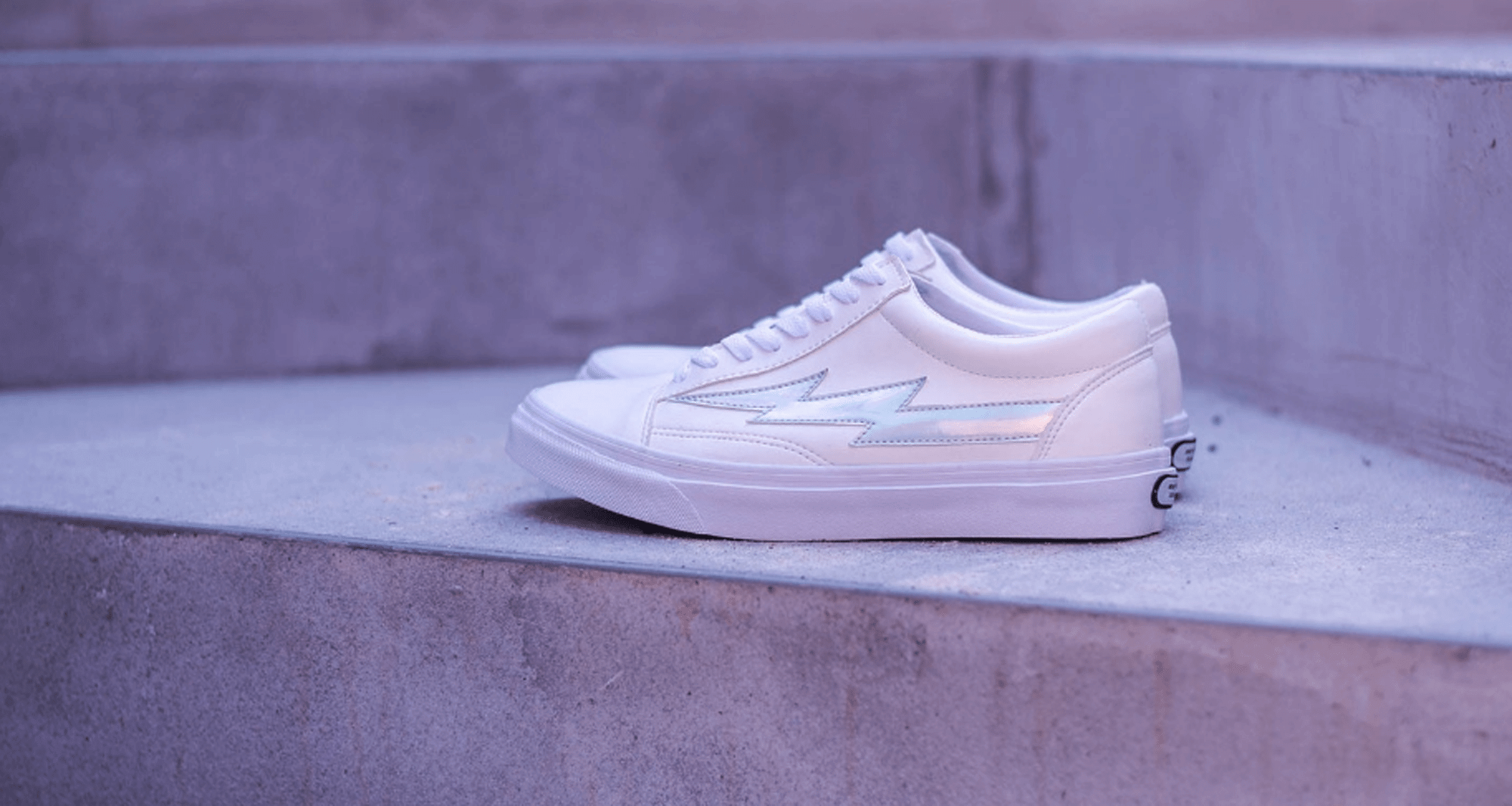 A Closer Look at the Iridescent Revenge x Storm Sneakers  66484ae27