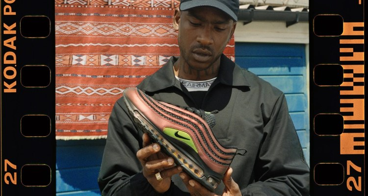 Skepta x Nike Air Max 97 Ultra
