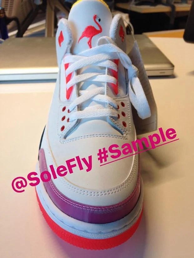 Grab a look at both below and share your thoughts. Source  SoleFly · Air  Jordan ... 9a37b532f5