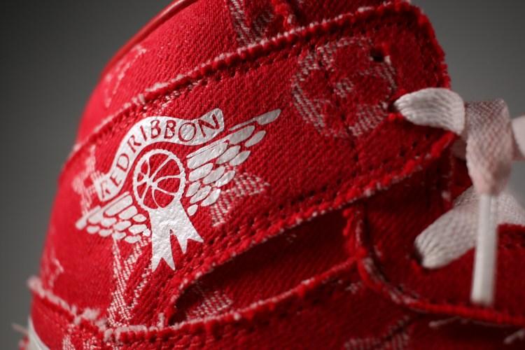 7003bd82b8d032 Supreme x Louis Vuitton Collection Inspires Air Jordan 1 Custom ...